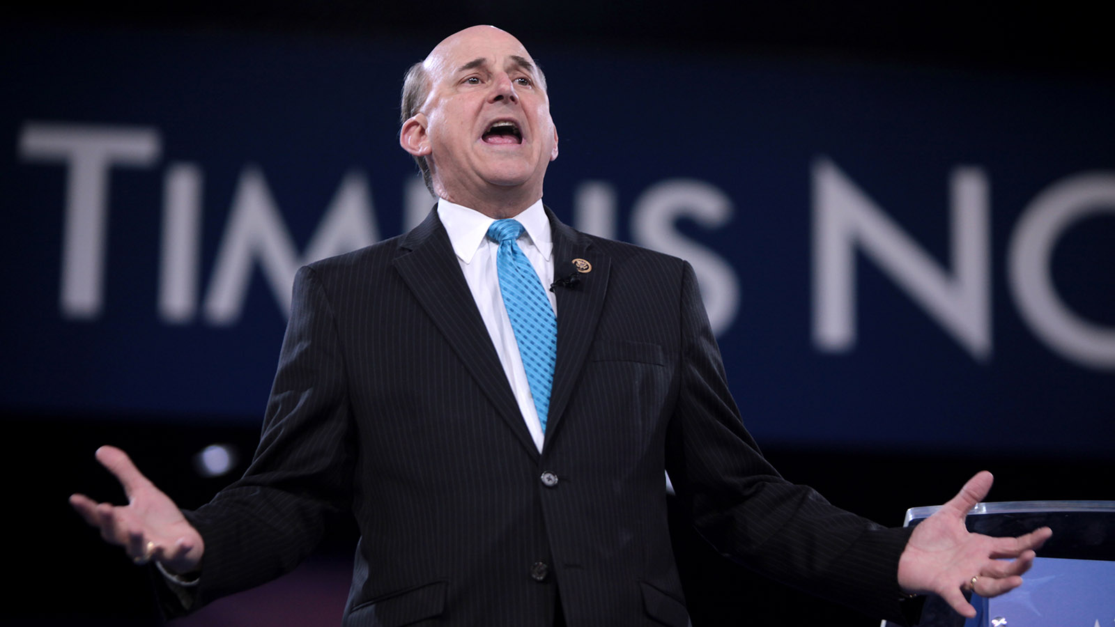 Louie Gohmert speaking at the 2016 Conservative Political Action Conference.