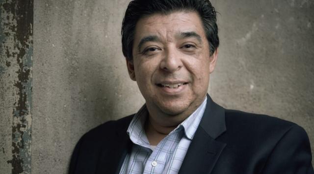 Portrait of Aaron Martinez