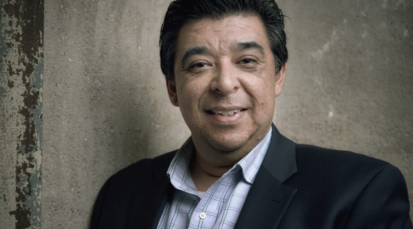 Portrait of Aaron Martínez