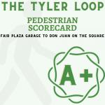 the tyler loop pedestrian scorecard